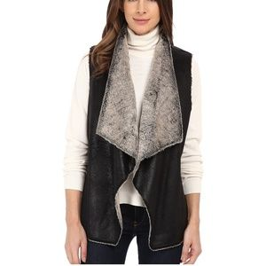 Marc New York by Andrew Marc Faux Fur Vest